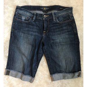 Lucky brand sweet N low Bermuda shorts